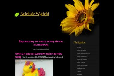 Barbara Piestrak Anielskie Wypieki - Cukiernia Grzęska
