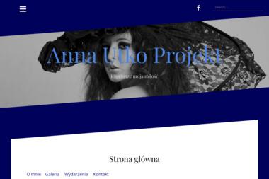 Anna Utko Projekt. Projektowanie mody, suknie sceniczne - Wypożyczalnia Sukien Ślubnych Prusice