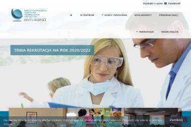 Centrum Medycyny Anti Aging Spółdzielnia Socjalna - Kursy BHP Wrocław