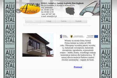 Artstal s.c. - Płoty Metalowe Somonino