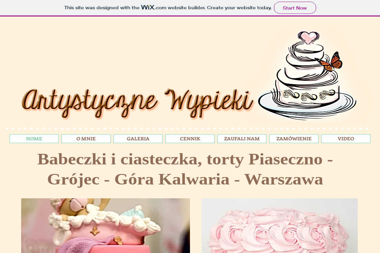 Artystyczne Wypieki - Cukiernia Zalesie Górne