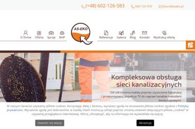 FUH AA Eko Przemysław Przywara - Kontener na Gruz Tomaszów Mazowiecki
