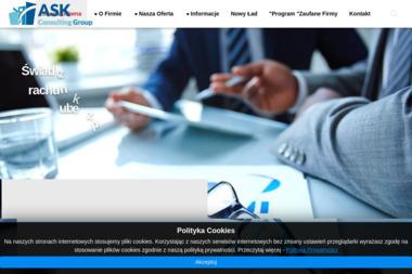 Aneta Marzena Sędzikowska-Konecka Ask Consulting Group - Leasing Konsumencki Piastów