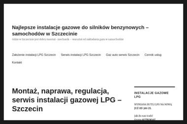 MD Auto-Gaz. Samochodowe instalacje gazowe - Serwis LPG Warszawa