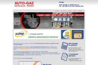 Auto-Gaz Marys - Gazownik Samochodowy Łódź