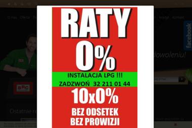 AUTO GAZ ARIES - Auto gaz Brzeszcze
