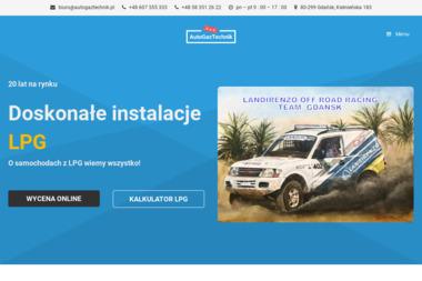 4x4 autogaztechnik LPG&CNG Serwis - Serwis LPG Gdańsk
