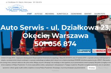 Autopol Mirosław Mroczek - Gazownik Samochodowy Warszawa