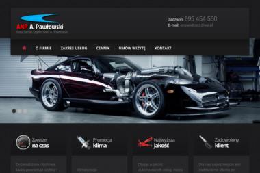 Auto Serwis AMP - Gazownik Samochodowy Dęblin