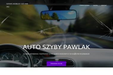 Auto Szyby Marcin Pawlak - Przyciemnianie szyb Poznań