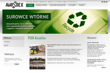 PUH Avantex - Wywóz Gruzu Opole