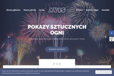 Avis Brodnica - Pokazy Sztucznych Ogni Fajerwerki - Pirotechnika Brodnica