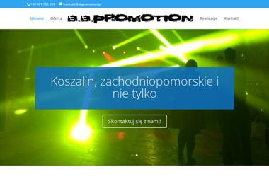 B.B. Promotion - Nagłośnienie, oświetlenie Koszalin