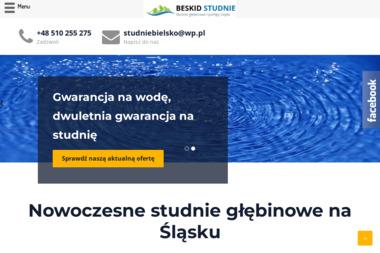Hydrobau Beskid Studnie - Instalacje sanitarne Bielsko-Biała