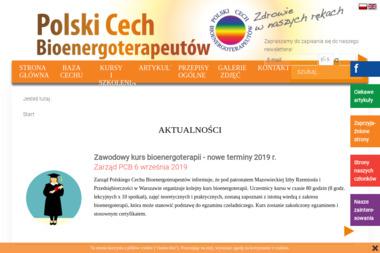 Polski Cech Bioenergoterapeutów - Hipnoterapia Warszawa
