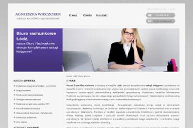 Usługi Biurowo-Rachunkowe Agnieszka Wieczorek - Sprawozdania Finansowe Łódź