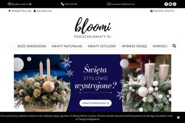 Bloomi - Kwiaty Bydgoszcz