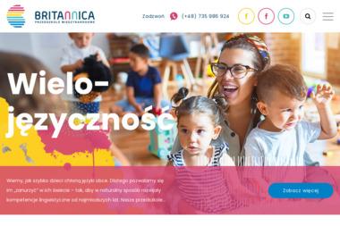 Żłobek Britannica - Przedszkole Olsztyn