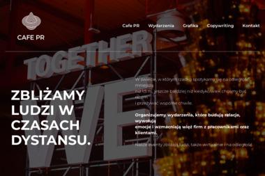 Magdalena Bosek Cafe Public Relations - Agencja PR Kraków