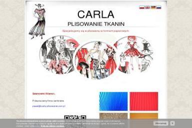Carla Paweł Widłak - Uszlachetnianie materiałów Warszawa