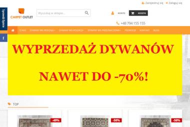 Carpet Outlet - Wyposażenie sypialni Lublin