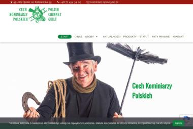 Wojewódzki Cech Kominiarzy - Czyszczenie Komina ze Smoły Opole