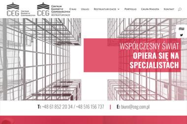 Centrum Ekspertyz Gospodarczych Fundacji Akademii Ekonomicznej Sp. z o.o. - Wycena Spółek Giełdowych Poznań