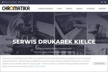 Serwis Drukarek Chromatika S.C. - Serwis sprzętu biurowego Kielce