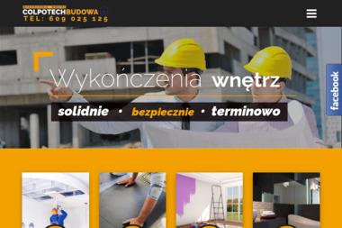 COLPOTECH BUDOWA wykończenia wnętrz - Zabudowa balkonu Wrocław
