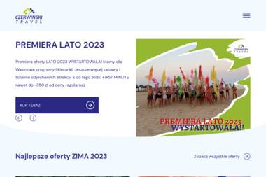 Biuro Turystyczne Czerwiński Travel s.c - Nauczanie Języków Gdańsk