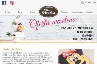 Sklep Piekarnia Cukiernia Grela - Cukiernicy Chełm