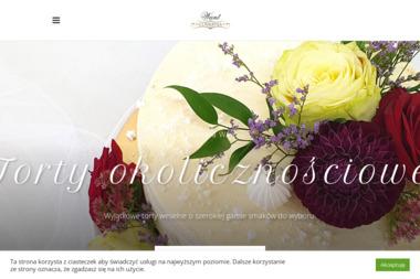Want Cukiernia. Wantoch-Rekowska A. - Torty Pruszcz Gdański