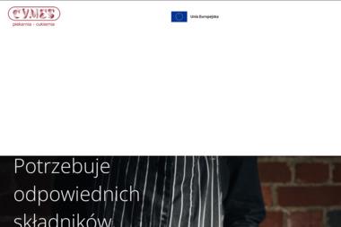 Cymes piekarnia - cukiernia - Cukiernia Pruszcz Gdański