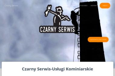 Marcin Jasiński Czarny Serwis Usługi Kominiarskie - Kominiarz Ruda Śląska