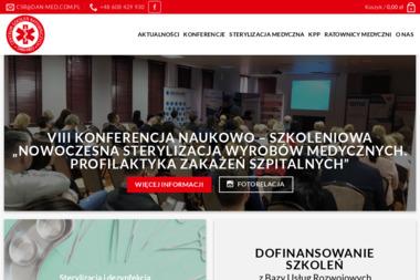 Danuta Piórkowska Centrum Szkoleń Ratowniczych Dan Med - Szkolenia Giżycko