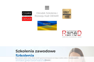 O艣rodek Szkolenia i Rozwoju Kadr DENAR - Szkolenia techniczne Bydgoszcz
