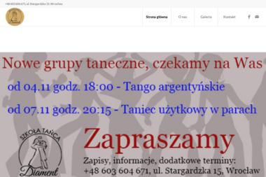 Szkoła Tańca Diament - Szkoła Muzyczna Wrocław
