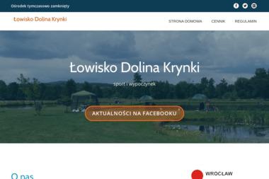 Gospodarstwo wędkarsko-rekreacyjne Dolina Krynki. Ośrodek rekreacyjno-wypoczynkowy, sprzedaż ryb - Ryby Kaszówka