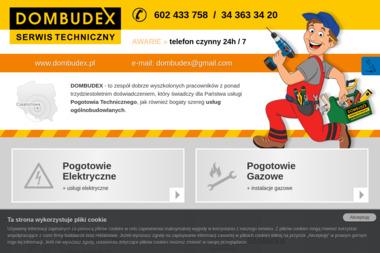 Dombudex - Hydraulik Częstochowa