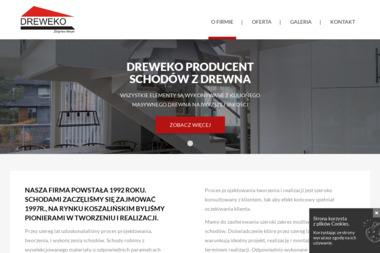 Dreweko - Schody Stalowe Zewnętrzne Koszalin