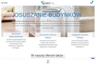 Dry-Pol o/ Wrocław. Odgrzybianie, osuszanie budynków - Dezynsekcja i deratyzacja Wrocław