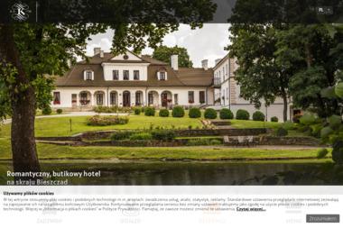 Dwór Kombornia Hotel & SPA - Noclegi Korczyna