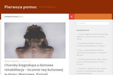 D&S Rescue System. Pierwsza pomoc - Kurs Kpp Warszawa