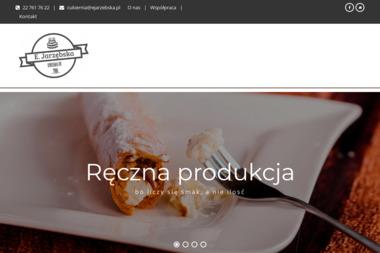 Wypiek i Sprzedaż Ciast Domowych Jarzębska Elżbieta. Cukiernia, ciastkarnia - Cukiernia Stare Załubice