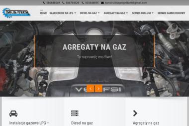Ska-Tech, Auto Gaz Miszewo - Serwis LPG Miszewo