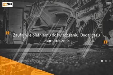 Eko Gas - Montaż LPG Kalisz