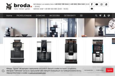 Broda e-Shops System Autoryzowany Dystrybutor ekspresów marki WMF - Kawa do Biura Iwierzyce