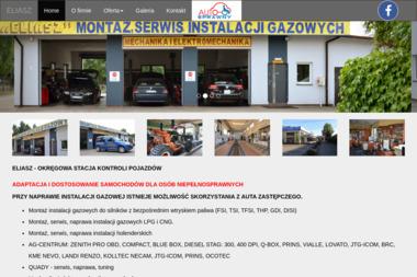 PW Eliasz Okręgowa Stacja Kontroli Pojazdów Montaż Samochodowych Instalacji Gazowych - Instalacje LPG Nowa Gorzelnia