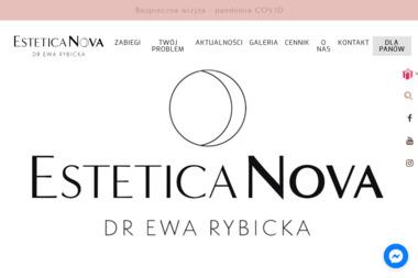 Estetica Nova - Klinika Medycyny Estetycznej - Prywatne kliniki Warszawa