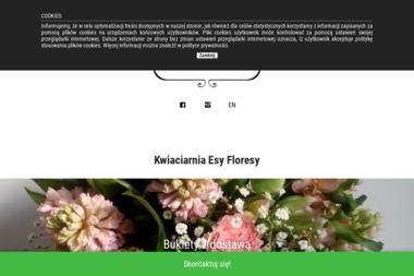 Kwiaciarnia Esy Floresy Małgorzata Franczak - Giełda rolnicza Szczecin